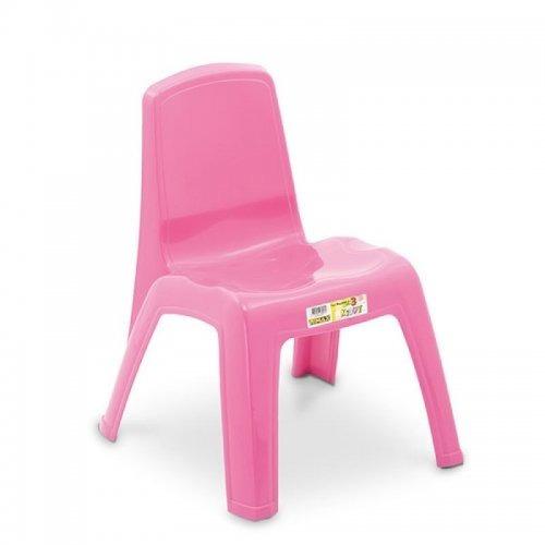 silla infantil rimax kiddy rosada para niño mayor 3 años e.a
