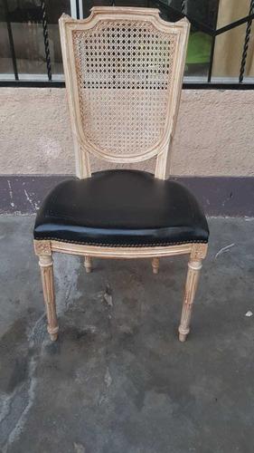 silla inglesa antigua