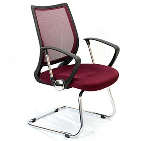 silla interlocutora tipo trineo nueva.