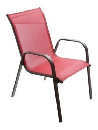 silla jardin exterior