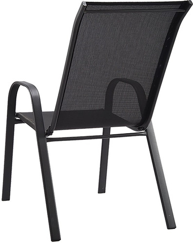 silla jardin hierro