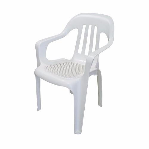 silla jardin plastica voss 2000 fiesta