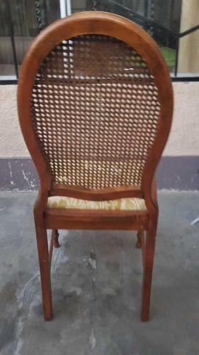 silla kid española antiguo