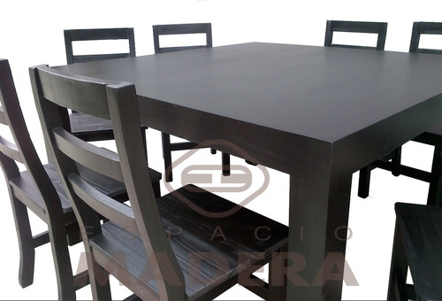 silla laqueada poliuretano madera maciza reforzada