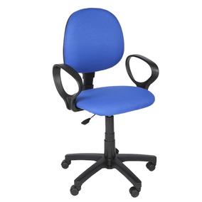 Escritorio Rolic Oficina Logica De Silla Azul Tela Y9IWEDH2