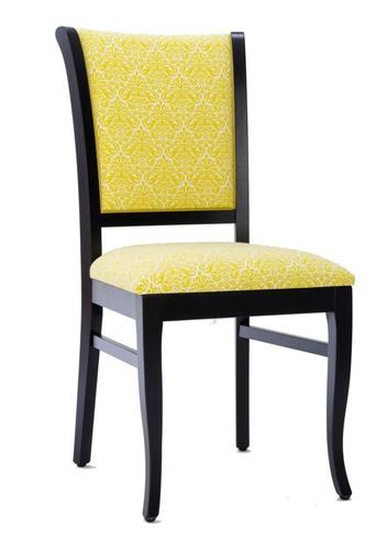 silla lorena estilo comedor madera. rosario muebles