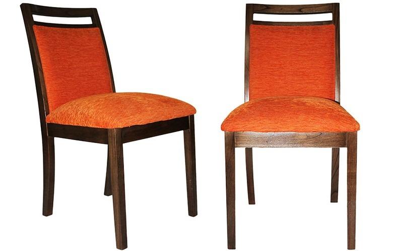 Como tapizar sillas de madera beautiful silla comedor - Tapizar sillas de madera ...