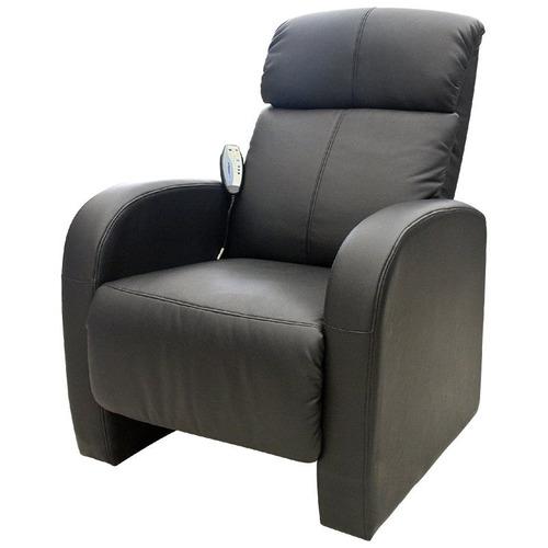 silla masajeadora de vibración neo sens relax reclinable hs