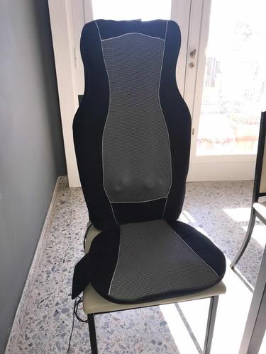 silla masajeadora gama
