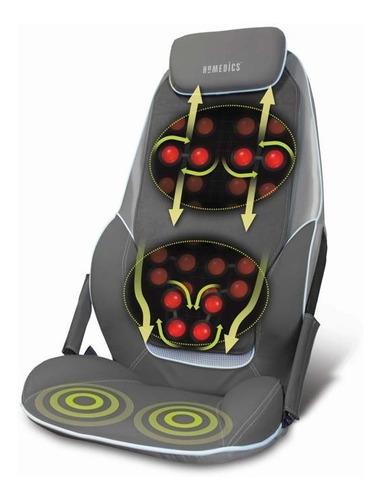 silla masajeadora homedics cbs-1800 cocoon shiatsu max