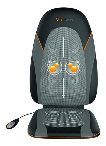 silla masajeadora medisana mc 830 shiatsu masajeador calor