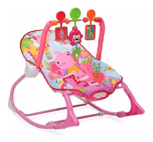 silla mecedora bebe con vibracion 0 a 18 kg cici cuotas