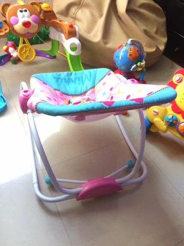 silla mecedora bebe de mini