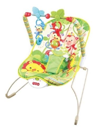 silla mecedora bebe deluxe 0 a 11 kg cici babymovil cuotas
