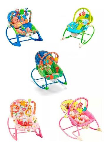 silla mecedora bebe fisher price con vibracion y juegos