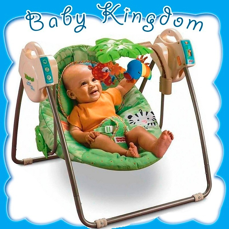 8d86f3c5e silla mecedora bebe fisher price rainforest columpio hamaca. Cargando zoom.