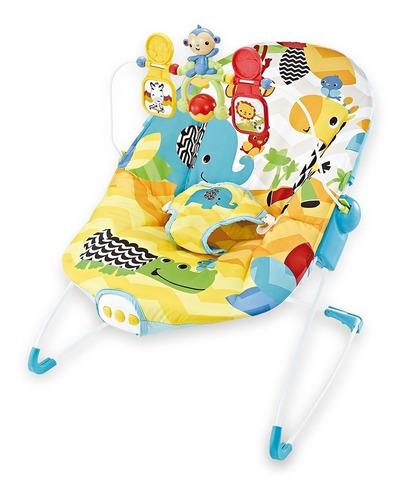 silla mecedora bebe fitch baby con musica y vibracion +0m