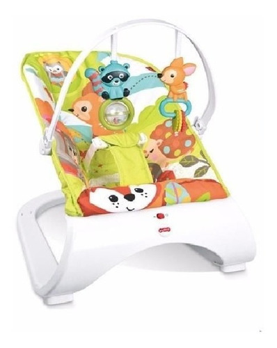 silla mecedora con vibracion juegos 0 a 12kg cici babymovil