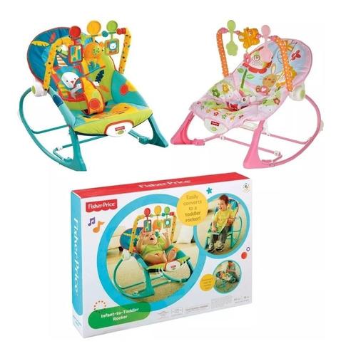 silla mecedora crece conmigo bebe fisher price elige color
