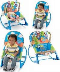 silla mecedora crece conmigo fisher price para niño bebe
