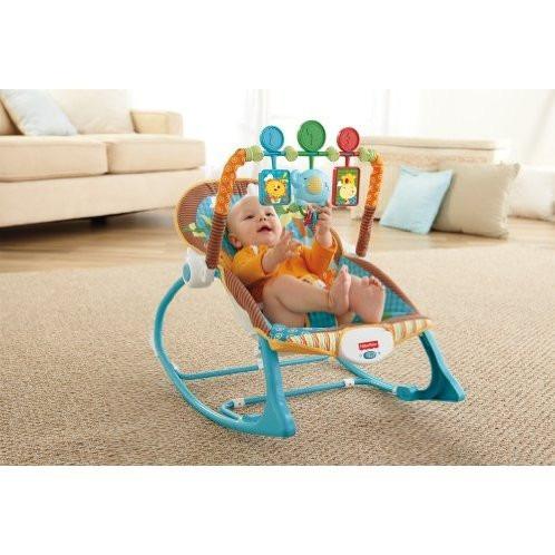 silla mecedora crece contigo fisher price modelo jungle fun