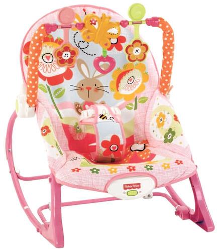 silla mecedora crece contigo fisher price modelo pink bunny