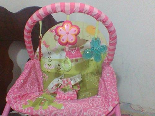 silla mecedora de bebe fisher price