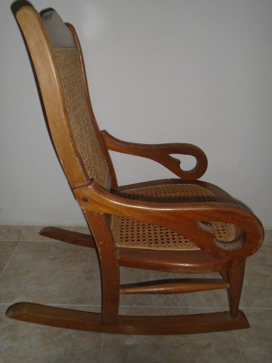Hermosa Resistente Mecedora Muebles Silla Galería - Muebles Para ...