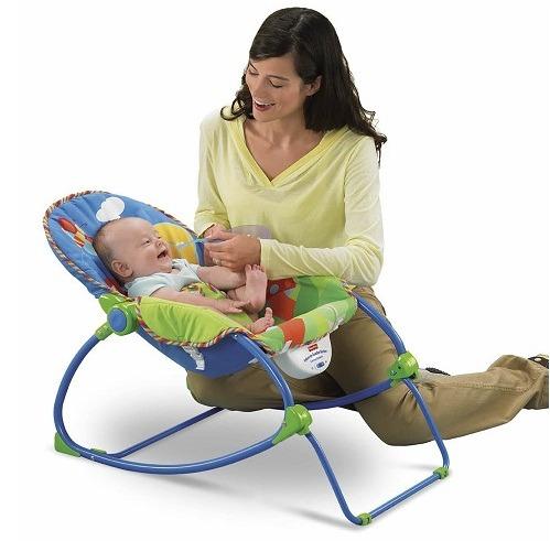 6a0b7728f Silla Mecedora Fisher Price Crece Conmigo Infant To Toddler ...
