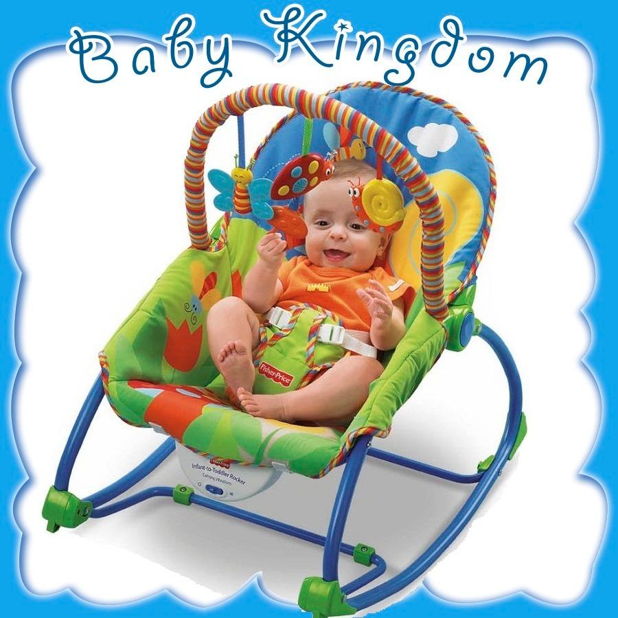 06fdcdaf2 silla mecedora fisher price crece conmigo infant to toddler. Cargando zoom.