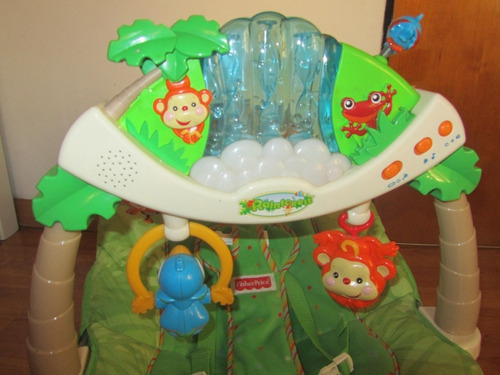silla mecedora fisher price para bebe
