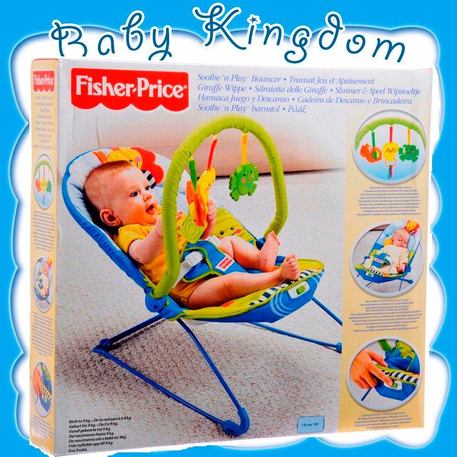 ef8c9e69a silla mecedora fisher price para bebe con vibracion y juegos. Cargando zoom.