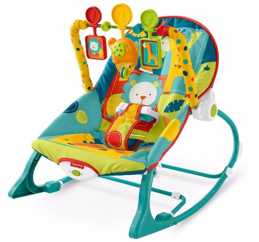 6c3cb0834 silla mecedora fisher-price recién nacido bebé grande nueva. Cargando zoom.