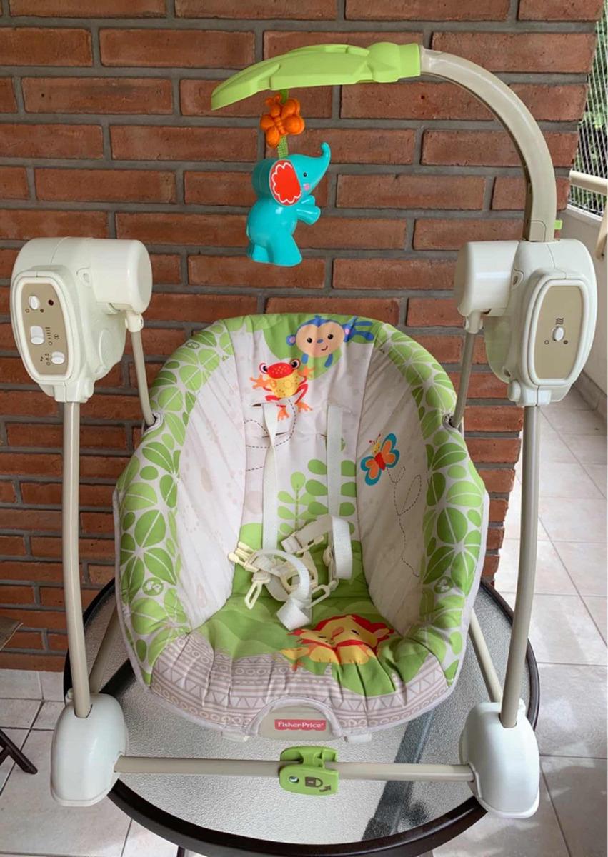 b32e8033b Silla Mecedora Hamaca Bebe Fisher Price - $ 2.250,00 en Mercado Libre