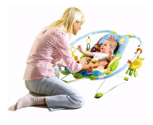 8eabfd249 Silla Mecedora Hamaca Columpio Para Bebe Tiny Love + Envio - $ 3.102 ...