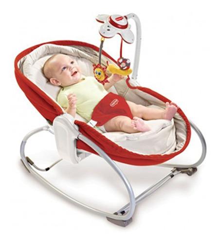 silla mecedora hamaca moisés bebe tiny love 3 en 1 babymovil