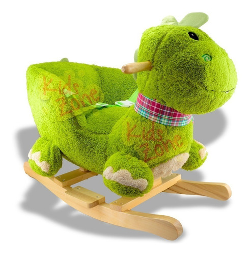 silla mecedora hamaca peluche dinosaurio bebes funny land