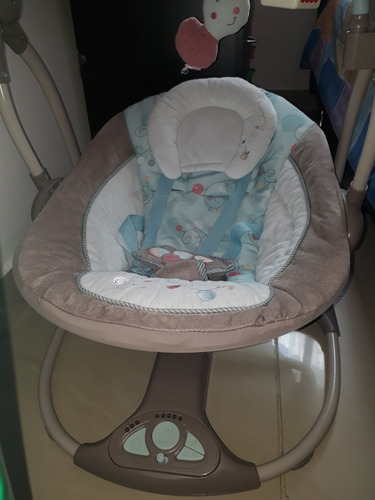 silla mecedora ingenuity para bebé