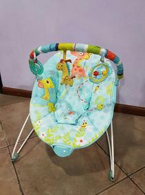 f47813a92 Silla Mecedora Kiddy Usada - Sillas Mecedoras, Usado para Bebés al mejor  precio en Mercado Libre Argentina