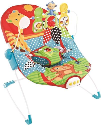 silla mecedora musical con vibración duck