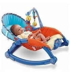 silla mecedora newborn to toddler rocker microtics