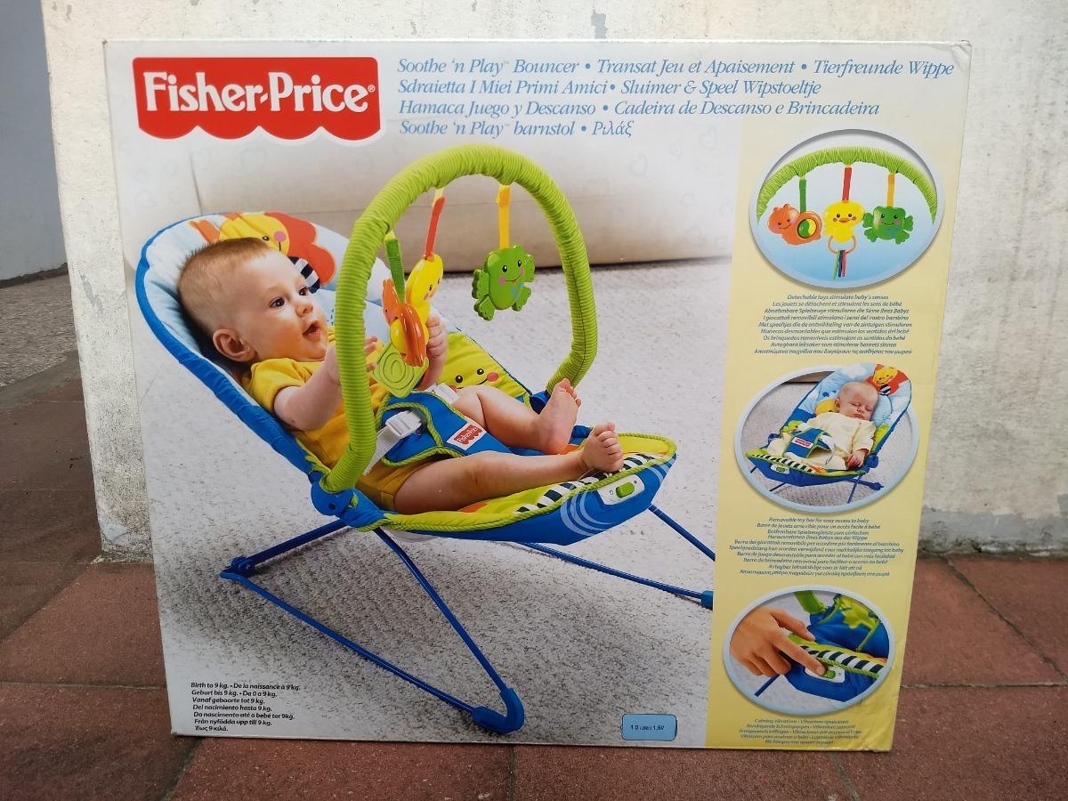 5f84b5ea4 silla mecedora para bebé fisher price calming vibrations. Cargando zoom.