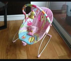 d7cfacc53 Silla Mecedora Bebe Kiddy Usada - Sillas Mecedoras, Usado para Bebés al  mejor precio en Mercado Libre Argentina