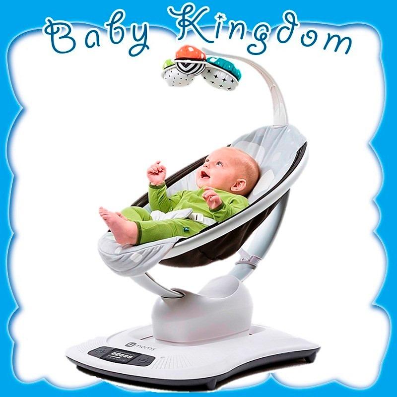Silla Mecedora Para Bebe Recien Nacido 4moms Mamaroo Nueva
