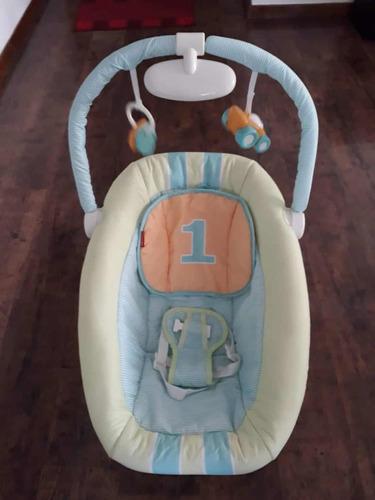 silla mecedora para bebé usada 35