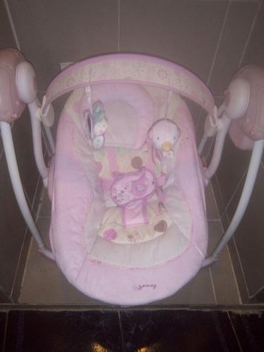 silla mecedora para bebes