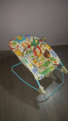 silla mecedora para bebes fisher price