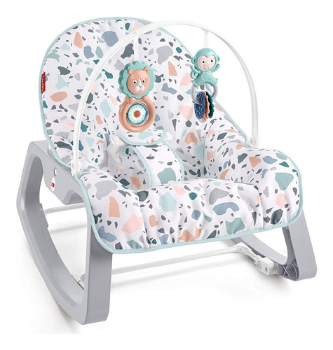 silla mecedora portatil crece conmigo fisher price nuevo