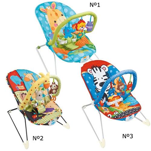 silla mecedora vibración 0 a 11kg funny smile musica oferta