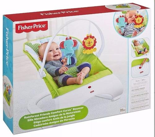 silla mecedora vibradora bebe fisher price 2019 nuevo-- 195